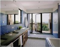 Beautiful-scenery-bathroom-design-
