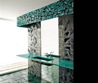 attractive-green-ceramic-wall-tiles-basin-counter