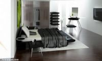 stylish-black-white-elegant-bedroom-design-ideas