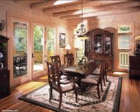 dining-room-log-home-nadea-paramitha-dream-house