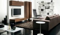 wooden-contemporary-living-room-design