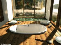 traditional-beautiful-bathroom-design-ideas-bathtub