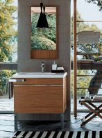 wooden-bathroom-decor-basin-mirror-cabinets