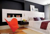 lavish-black-white-bedroom-interior