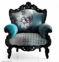 blue-vintage-chair-design