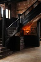 mens-old-club-staircase-design