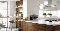 attractive-kitchen-design-decor-white-brown-wood