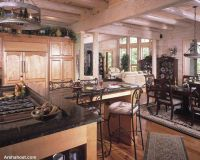 kitchen-island-log-home-nadea-paramitha-dream-house
