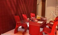 home-decor-decorative-wall-panels-red-sqaure-design